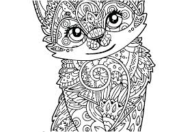 Cute Animal Coloring Pages Printable Colouring Pdf Pictures School