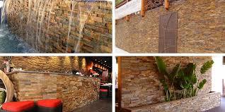 interior exterior stone cladding
