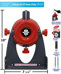 Manual Copper Wire Stripping Machine Cable Stripper Tool