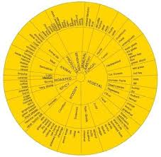 Cheese Flavor Chart The Cigar Flavor Wheel A Potentially Useful Tasting Tool