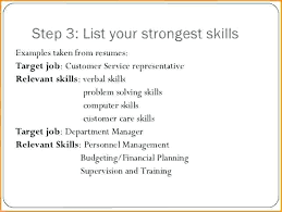 good things to put on a resume for skills good things to put on a resume