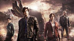 Resident Evil: Infinite Darkness - You ...