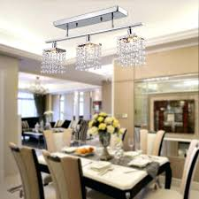 linear chandelier dining room. Linear Chandelier Dining Room Traditional