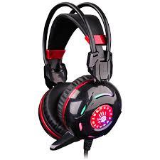 Купить <b>Игровые</b> наушники <b>A4Tech</b> Bloody G300 Black + Red в ...
