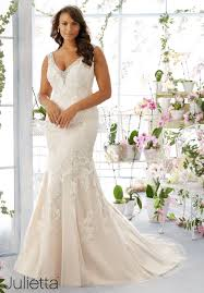 Plus Size Wedding Gown Designers Plus Size Wedding Gown Of The Day New Julietta Collection