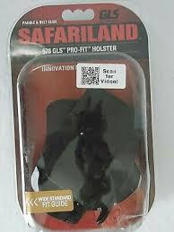 Safariland 578 Fit Chart Safariland 578 Gls Pro Fit Holster Subcompact Sa 578 183