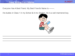 essay writing for children © albert learning com essay  2 essay