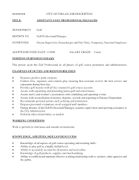 Programmer Resume Sample Golf Attendant Resume Examples Cart Sample Cvresumeunicloudpl 100