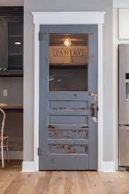cool door designs. Antique Door Repurposed As Pantry - Or Basement Door...by Rafterhouse. Cool Designs O