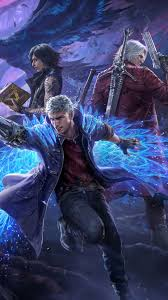 Nobody devil may cry 4 transparent png 528x720 free. 323603 Devil May Cry 5 Urizen Nero V Dante 4k Phone Hd Wallpapers Images Backgrounds Photos And Pictures Mocah Hd Wallpapers