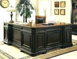 bestar hampton corner l shaped home office computer desk with hutch black full size of amazing wi