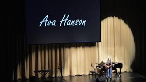 Ava Hanson opening act for Caleb + Kelsey at NL-S Performing Arts Center  (4) | | willmarradio.com