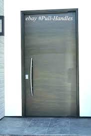 exterior commercial door handles. Wonderful Commercial Commercial Push Pull Door Handles Exterior Unique Front  Contemporary   In Exterior Commercial Door Handles M