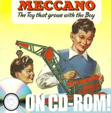 dels about 1950s meccano toy catalogs aussie nz on cd rom y hornby trains dublo