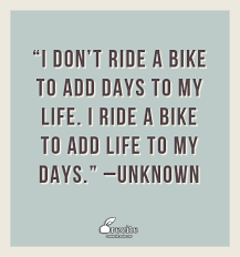 Cycling Quotes Interesting Cycling Quotes Bart The Bike Guy