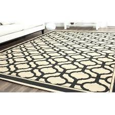 martha stewart outdoor rugs by tangier cream black indoor outdoor rug martha stewart outdoor patio rugs