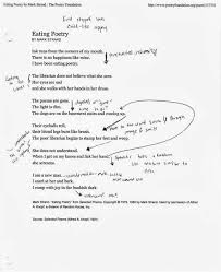 example of poetry analysis essays co example