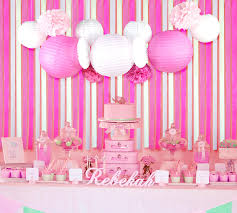 13pcs set pink theme background wedding decor paper lantern cut