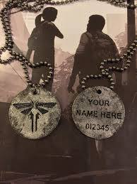 personalized firefly pendants i modeled printed the last of us