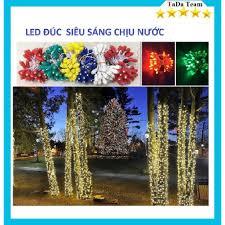 Đèn Led dây đúc F5 ( Loại 1) bọc nhựa quấn cây chịu nước điện 12V ( bảo  hành 12 tháng ) chính hãng 30,000đ