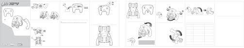 xpv marvel rc hulk smash users manual 4 87374 hulk smash rc instructions