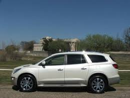 buick enclave 2008 white. 2010 enclave cxl fwd pearl white tan lthr roof nav quads chrome wheels tv immac buick 2008