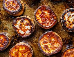baked sweet potato recipes. Delighful Baked The Best Oven Roasted Sweet Potatoes In Baked Sweet Potato Recipes