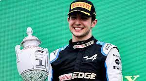 Esteban Ocon and Alpine earn their maiden win in Hungarian GP. - The Sports  Habit