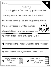 Included in your teacher account is access to 220 free phonics worksheets to use as a whole class, a reading rotation activity or homework. Phonics Fluency Reading Comprehension Passages And Questions Etsy