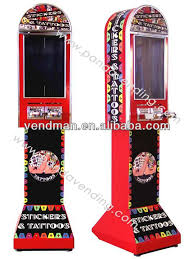 Tattoo Vending Machine New 48 Column Sticker Tattoo Vending Machine Ts4800 Buy Tattoo