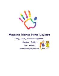 eliza williams temple hills md registered family child care home eliza williams