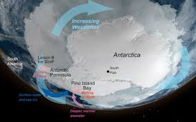antarctic ice sheet growing antarctica whats driving ice loss