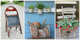 furniture upcycling ideas. 13 Creative Ways To Repurpose Broken Chairs. Repurposed FurnitureFurniture IdeasRefurbishing FurnitureUpcycling Furniture Upcycling Ideas