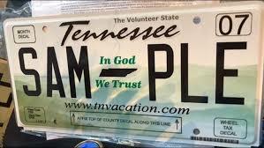 license plate renewal deadlines