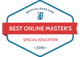 The 50 Best Online Masters In Special Education Programs Of 2018
