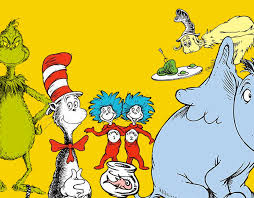 Seuss was born theodor geisel in springfield, massachusetts on march 2, 1904. 12 Wacky Tacky Products To Help You Celebrate Dr Seuss Day On March 2