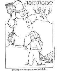 Small Picture winter coloring pages pinterest images about colouring sheets