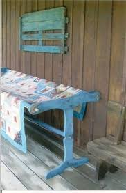 We did something similar, using pipe instead of the cross boards ... & Love this Quilting Frame ! Adamdwight.com