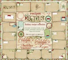 Printable Christmas Recipe Cards 25 Free Printable Recipe Cards Home Cooking Memories