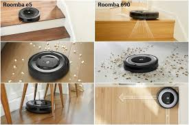 Roomba E5 Vs 690 Comparing Two Of The Most Affordable Roombas