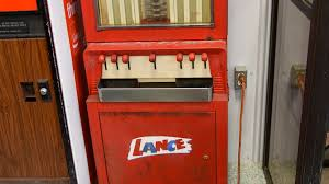 Lance Vending Machine Impressive Lance Snacks Original Vending Machine 48x48x48 B48 Indy 48