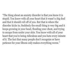 Anxiety Quotes Magnificent Anxiety Quotes Mental Health Pinterest Anxiety Quotes