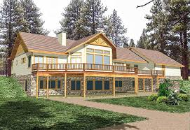 sloping lot mountain house plans outstanding mountain house plan for sloping lot gh