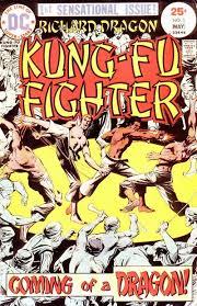 Richard Dragon Kung Fu Fighter Vol 1 1 Dc Database Fandom