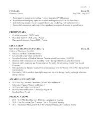 Pharmacy Internship Resumes Awesome Pharmacy Student Resume Sample For Student Resume Examples