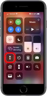 Ipad Torch Light How To Turn Your Iphone Flashlight On Off Updated For Ios