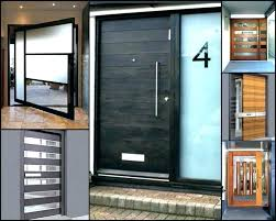 contemporary external doors modern front door front door design modern glass front door and external front