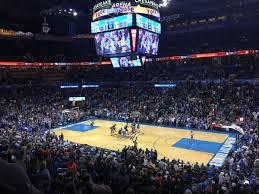 Seating Chart Chesapeake Energy Arena Chesapeake Energy Arena Section 221 Oklahoma City Thunder
