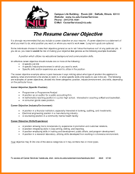 20 Best Of Career Change Resume Objective Statement Examples