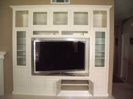 In Wall Entertainment Cabinet Mission Viejo Home With Built In White Entertainment Center